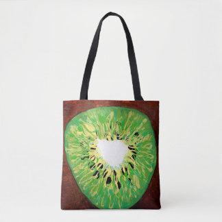 Kiwi-Malerei-Tasche Tasche
