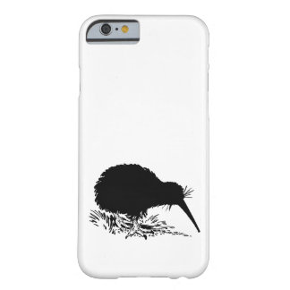Kiwi-Vögel Barely There iPhone 6 Hülle