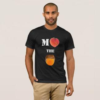 Klagen Sie den orange amerikanischen KleiderT -
