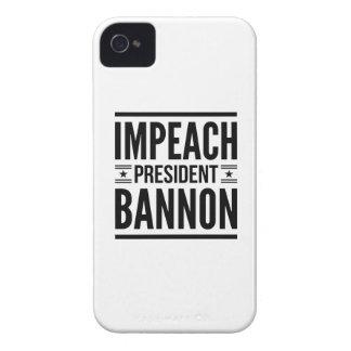 """Klagen Sie """"Präsidenten"""" Steve Bannon an iPhone 4 Etuis"""