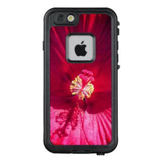 Klare rote Blume LifeProof FRÄ' iPhone 6/6s Hülle