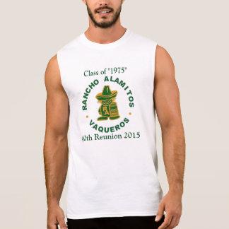 Klasse Rancho Alamitos der klassischen T 1975 Ärmelloses Shirt