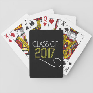 Klasse von 2017 Spielkarten