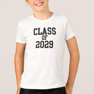 Klasse von 2029 Kindern T-Shirt