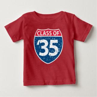 Klasse von Baby-T - Shirt 2035