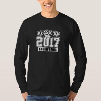 Klasse von Technik 2017 T-Shirt