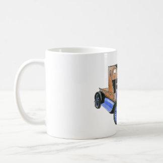 Klassische Chevrolet-Tasse Kaffeetasse