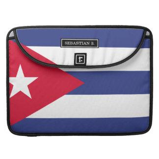Klassische Flagge von Kuba Sleeve Für MacBooks