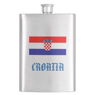 Klassische Flasche Hrvatska Klasična Boca Flachmann