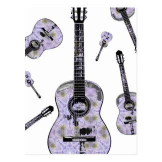 Klassische Gitarre 11.jpg Postkarte