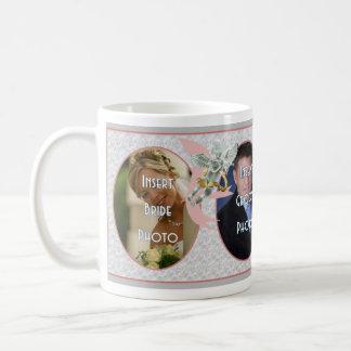 Klassische Hochzeits-Erinnerungens-Tasse Tasse