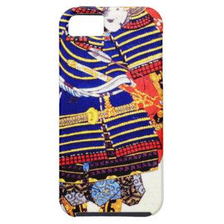 Klassische japanische Samurai-Kunst Japan iPhone 5 Schutzhülle