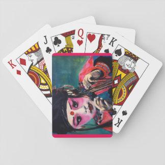 """Klassische Karten """"dance Spielkarten"""
