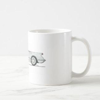 Klassische Korvette-Tasse Kaffeetasse