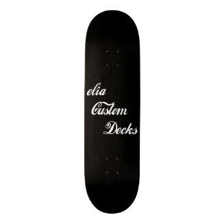 klassische Logoplattform 19,1 Cm Old School Skateboard Deck