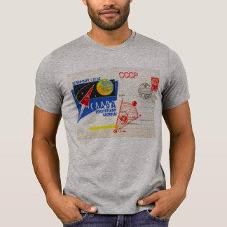 KLASSISCHE Sechzigerjahre RAUMFORSCHUNG T-Shirt