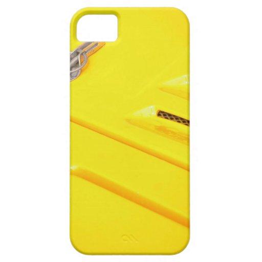 klassische Sportautomütze iPhone 5 Cover