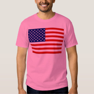 KLASSISCHE USA-FLAGGE! HEMD