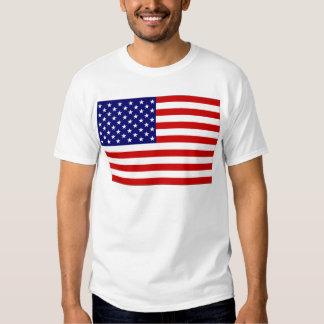 KLASSISCHE USA-FLAGGE! HEMDEN