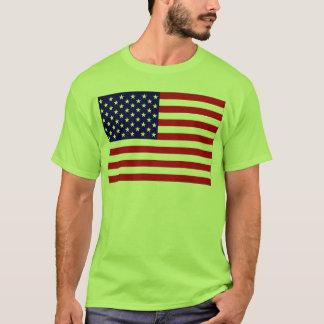 KLASSISCHE USA-FLAGGE! T-Shirt