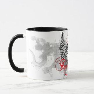 Klassische Wecker-Tasse Tasse