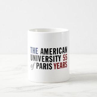 Klassische weiße Tasse