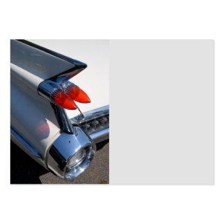 Klassischer Cadillac-Auto-Entwurf Mini-Visitenkarten