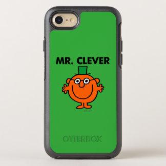 Klassischer Herr Clever Logo OtterBox Symmetry iPhone 8/7 Hülle