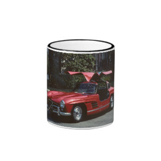 Klassischer MERCEDES-BENZ SLR300 Gullwing Ringer Tasse
