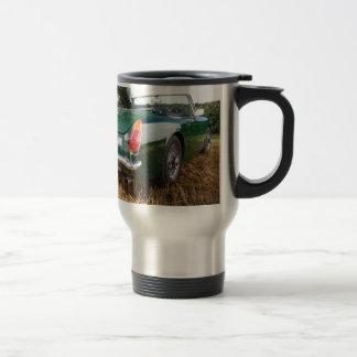 Klassischer MiniaturSportscar Kaffee Tassen