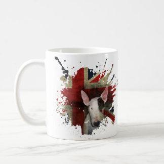 Klassischer weißer Tasse