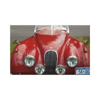Klassisches Auto Leinwanddruck