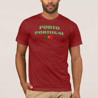 Klassisches elegantes Shirt Porto Portugal
