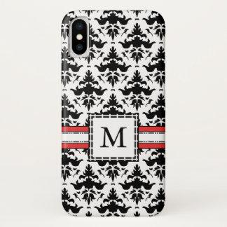 Klassisches französisches iPhone x hülle