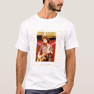 Klassisches Konzert-Foto-Shirt T-Shirt
