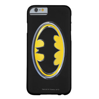 Klassisches Logo Batman-Symbol-| Barely There iPhone 6 Hülle