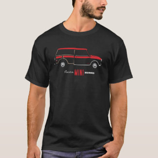 Klassisches Minireisend-T-Shirt T-Shirt