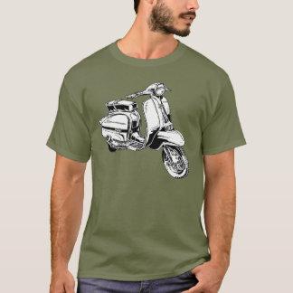 Klassisches Roller-T-Shirt T-Shirt