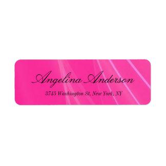 Klassisches rosa elegantes Handschrifts-Skript