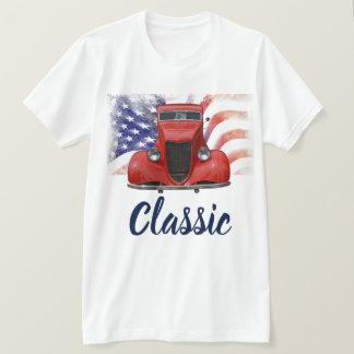 Klassisches rotes Auto 1934 T-Shirt