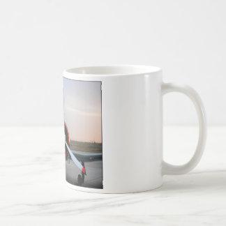 Klassisches Warbird Kaffeetasse
