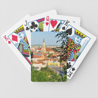 Klausenburg Napoca, Rumänien Bicycle Spielkarten