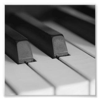 Klavier befestigt Nahaufnahme Photographie