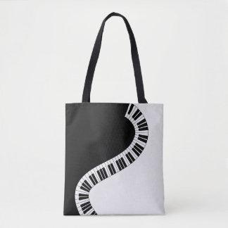 Klavier-musikalische Taschen-Tasche Tasche