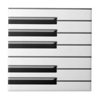 Schwarzweiss fliesen - Klavier fliesen ...