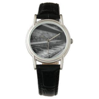 Klavier Watch Armbanduhr Uhr