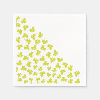 Klee Druckservietten Papierservietten