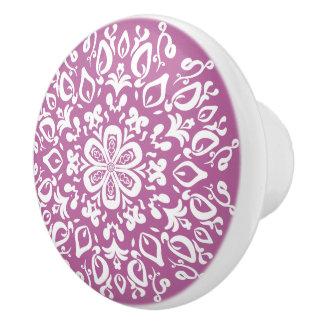 Klee-Mandala Keramikknauf