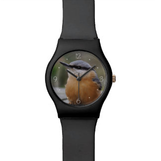 Kleiber-Foto Armbanduhr