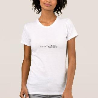 Kleid Erika Von Tiehl London Tshirt